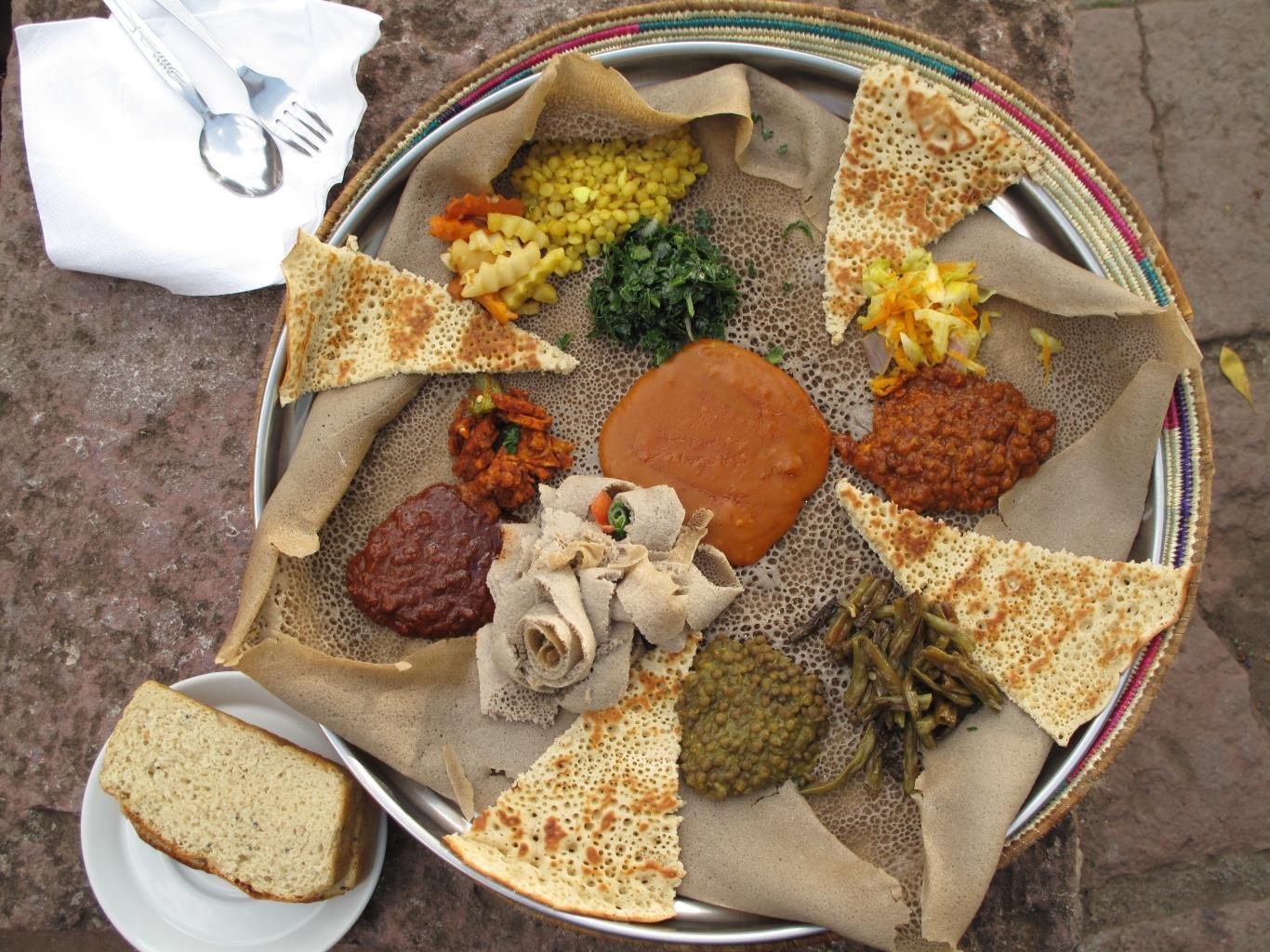 Món cà ri tại quốc gia châu Phi này có nguyên liệu chính là các loại thịt tùy theo mùa và khẩu vị của khách. Wot thường được ăn kèm với inerja, một loại bánh mì phổ biến tại Ethiopia. Bạn có thể thưởng thức hương vị của hành nướng và bơ, cùng với vị cay đặc trưng trong món ăn này.