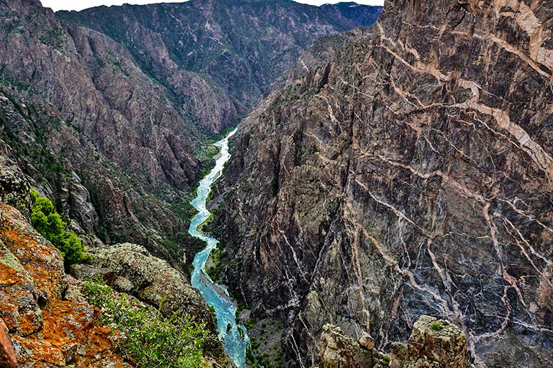 black-canyon-of-the-gunnison-national-park-photo-painted-wall-at-black-canyon-of-the-gunnison