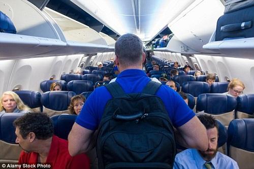 Ghế ở giữa luôn là ghế ngồi được ít hành khách lựa chọn nhất. Ảnh: Alamy